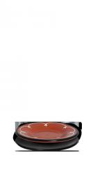 Aardewerk bord S • 17,5cm-0