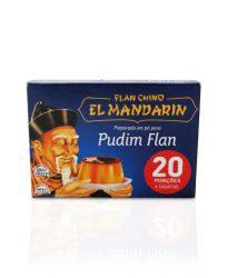 El Mandarin Pudim Flan-0