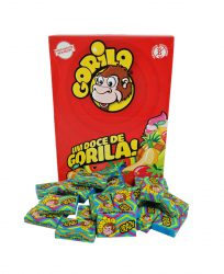 Gorila Bubble Gum • Crazy-0
