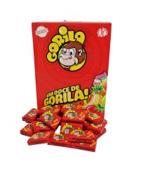 Gorila Bubble Gum • Hot Cherry-0