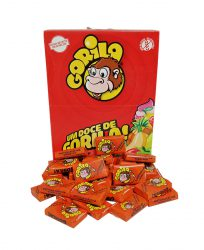 Gorila Bubble Gum • Orange-0
