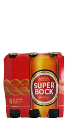 Super Bock Mini 25cl sixpack-0