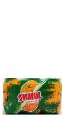 Sumol Laranja 33cl sixpack-0
