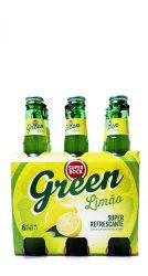 Super Bock Green Limão 33cl sixpack-0